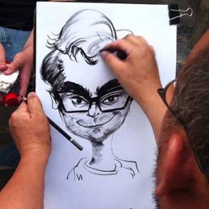 caricaturista