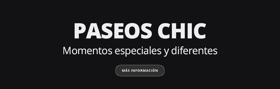 PASEOS CHIC